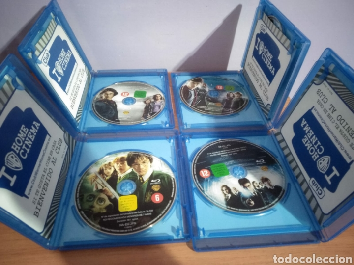 Cine: Harry Potter (Blu Ray) - Foto 3 - 178307880