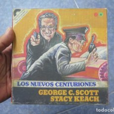 Cine: LOS NUEVOS CENTURIONES- REDUCCIÓN PELÍCULA - SUPER 8 MM - 1 X 120 MTS.- RETRO - VINTAGE FILM. Lote 178371313