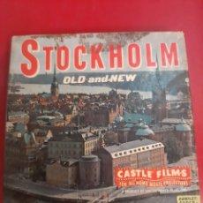 Cine: CASTLE FIMS STOCKHOLM NÚMERO 286 SÚPER 8. Lote 179399251