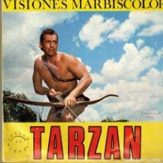 Cine: TARZAN - VISIONES MARBISCOLOR - PELICULA EN SUPER 8. Lote 180099993