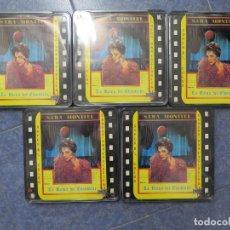 Cine: LA REINA DEL CHANTECLER-LARGOMETRAJE PELÍCULA- SUPER 8 MM- 5 X 180 MTS. RETRO-VINTAGE FILM. Lote 180168615