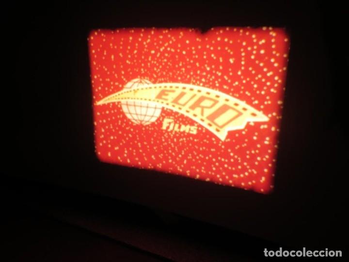 Cine: LA REINA DEL CHANTECLER-LARGOMETRAJE PELÍCULA- SUPER 8 MM- 5 x 180 MTS. RETRO-VINTAGE FILM - Foto 2 - 180168615