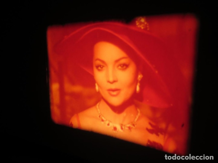 Cine: LA REINA DEL CHANTECLER-LARGOMETRAJE PELÍCULA- SUPER 8 MM- 5 x 180 MTS. RETRO-VINTAGE FILM - Foto 7 - 180168615