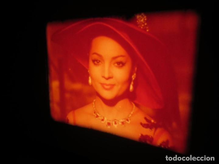 Cine: LA REINA DEL CHANTECLER-LARGOMETRAJE PELÍCULA- SUPER 8 MM- 5 x 180 MTS. RETRO-VINTAGE FILM - Foto 8 - 180168615