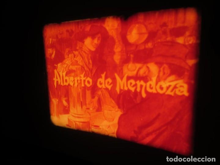 Cine: LA REINA DEL CHANTECLER-LARGOMETRAJE PELÍCULA- SUPER 8 MM- 5 x 180 MTS. RETRO-VINTAGE FILM - Foto 10 - 180168615