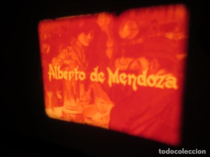 Cine: LA REINA DEL CHANTECLER-LARGOMETRAJE PELÍCULA- SUPER 8 MM- 5 x 180 MTS. RETRO-VINTAGE FILM - Foto 11 - 180168615
