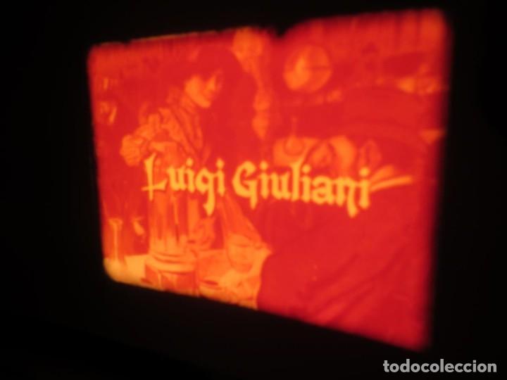 Cine: LA REINA DEL CHANTECLER-LARGOMETRAJE PELÍCULA- SUPER 8 MM- 5 x 180 MTS. RETRO-VINTAGE FILM - Foto 12 - 180168615