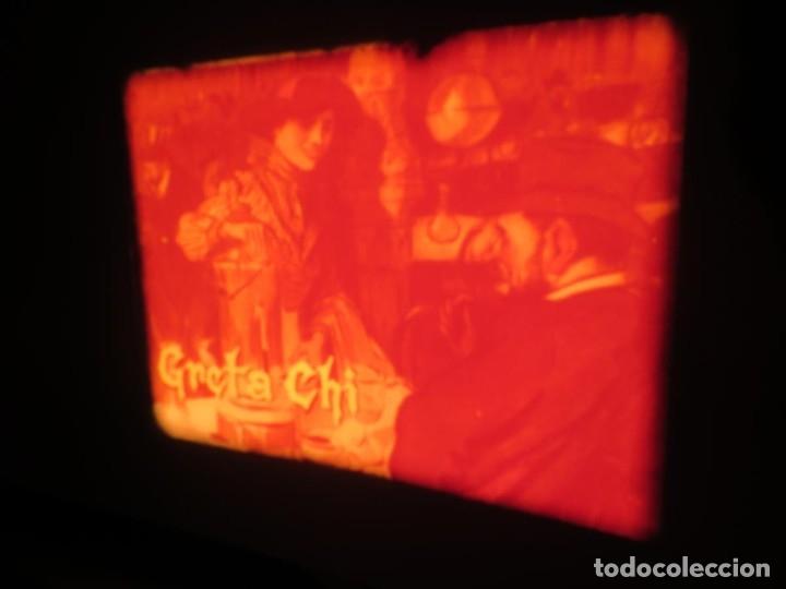 Cine: LA REINA DEL CHANTECLER-LARGOMETRAJE PELÍCULA- SUPER 8 MM- 5 x 180 MTS. RETRO-VINTAGE FILM - Foto 13 - 180168615
