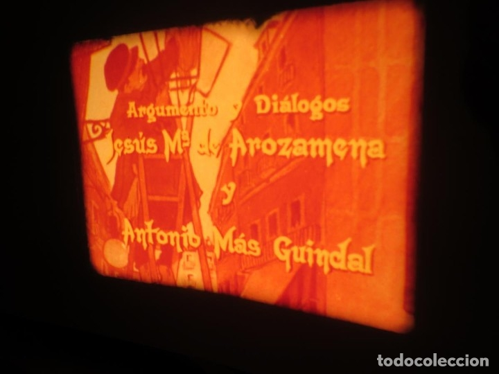 Cine: LA REINA DEL CHANTECLER-LARGOMETRAJE PELÍCULA- SUPER 8 MM- 5 x 180 MTS. RETRO-VINTAGE FILM - Foto 16 - 180168615