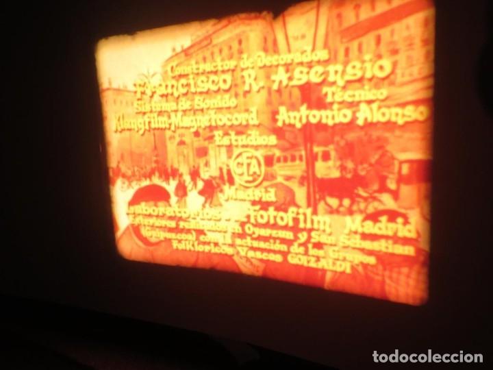 Cine: LA REINA DEL CHANTECLER-LARGOMETRAJE PELÍCULA- SUPER 8 MM- 5 x 180 MTS. RETRO-VINTAGE FILM - Foto 19 - 180168615