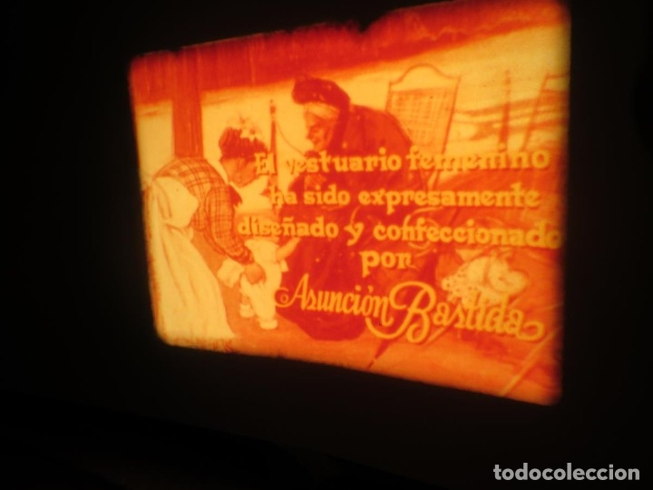 Cine: LA REINA DEL CHANTECLER-LARGOMETRAJE PELÍCULA- SUPER 8 MM- 5 x 180 MTS. RETRO-VINTAGE FILM - Foto 20 - 180168615