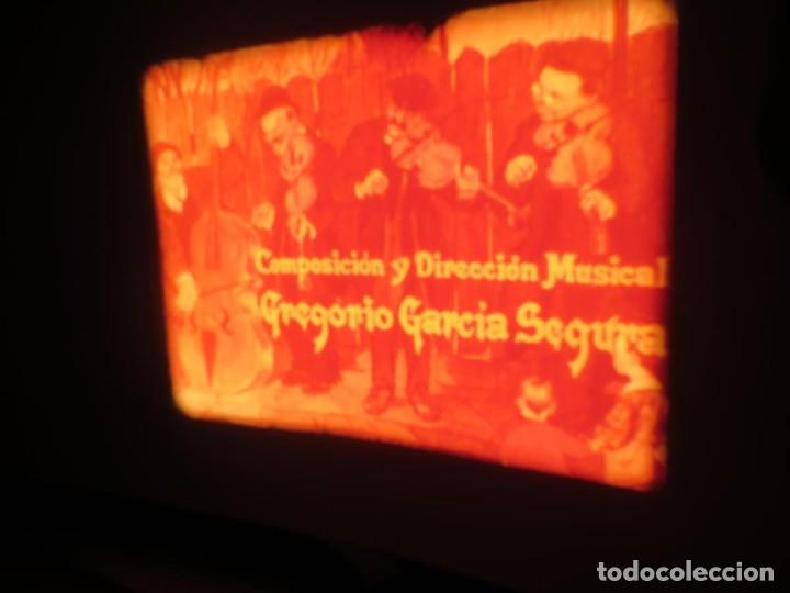 Cine: LA REINA DEL CHANTECLER-LARGOMETRAJE PELÍCULA- SUPER 8 MM- 5 x 180 MTS. RETRO-VINTAGE FILM - Foto 22 - 180168615