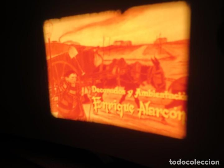 Cine: LA REINA DEL CHANTECLER-LARGOMETRAJE PELÍCULA- SUPER 8 MM- 5 x 180 MTS. RETRO-VINTAGE FILM - Foto 23 - 180168615