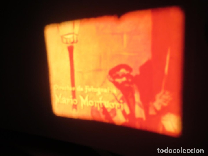 Cine: LA REINA DEL CHANTECLER-LARGOMETRAJE PELÍCULA- SUPER 8 MM- 5 x 180 MTS. RETRO-VINTAGE FILM - Foto 24 - 180168615