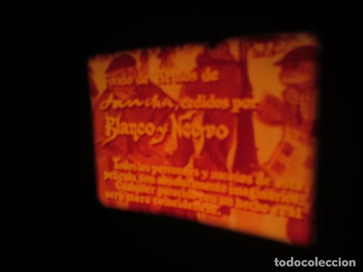 Cine: LA REINA DEL CHANTECLER-LARGOMETRAJE PELÍCULA- SUPER 8 MM- 5 x 180 MTS. RETRO-VINTAGE FILM - Foto 25 - 180168615