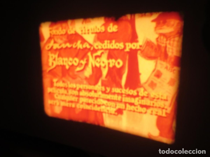 Cine: LA REINA DEL CHANTECLER-LARGOMETRAJE PELÍCULA- SUPER 8 MM- 5 x 180 MTS. RETRO-VINTAGE FILM - Foto 26 - 180168615
