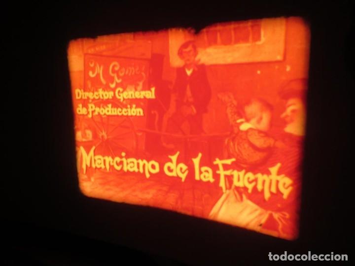 Cine: LA REINA DEL CHANTECLER-LARGOMETRAJE PELÍCULA- SUPER 8 MM- 5 x 180 MTS. RETRO-VINTAGE FILM - Foto 27 - 180168615