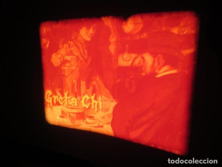 Cine: LA REINA DEL CHANTECLER-LARGOMETRAJE PELÍCULA- SUPER 8 MM- 5 x 180 MTS. RETRO-VINTAGE FILM - Foto 34 - 180168615