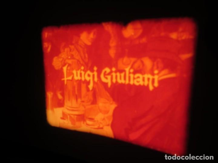 Cine: LA REINA DEL CHANTECLER-LARGOMETRAJE PELÍCULA- SUPER 8 MM- 5 x 180 MTS. RETRO-VINTAGE FILM - Foto 35 - 180168615