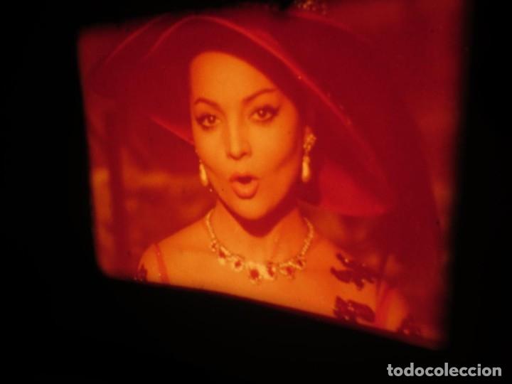 Cine: LA REINA DEL CHANTECLER-LARGOMETRAJE PELÍCULA- SUPER 8 MM- 5 x 180 MTS. RETRO-VINTAGE FILM - Foto 37 - 180168615