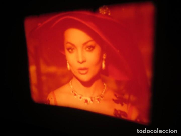Cine: LA REINA DEL CHANTECLER-LARGOMETRAJE PELÍCULA- SUPER 8 MM- 5 x 180 MTS. RETRO-VINTAGE FILM - Foto 38 - 180168615