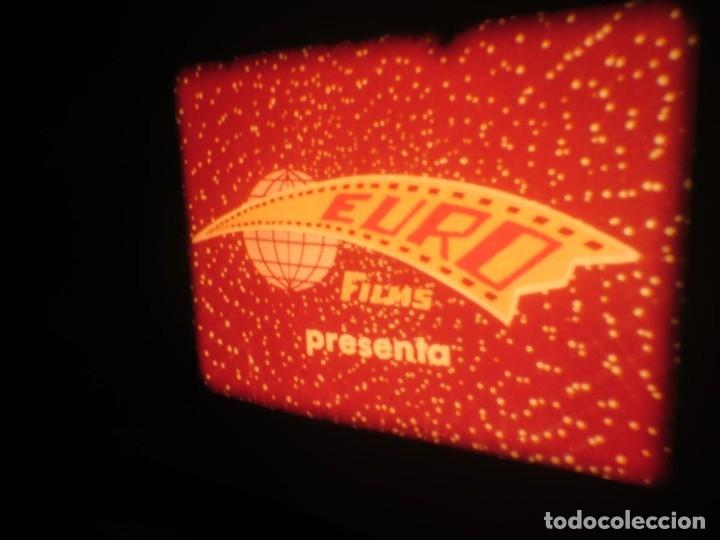 Cine: LA REINA DEL CHANTECLER-LARGOMETRAJE PELÍCULA- SUPER 8 MM- 5 x 180 MTS. RETRO-VINTAGE FILM - Foto 39 - 180168615