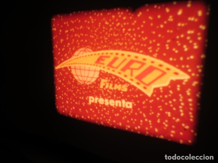 Cine: LA REINA DEL CHANTECLER-LARGOMETRAJE PELÍCULA- SUPER 8 MM- 5 x 180 MTS. RETRO-VINTAGE FILM - Foto 40 - 180168615