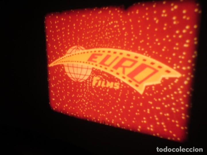 Cine: LA REINA DEL CHANTECLER-LARGOMETRAJE PELÍCULA- SUPER 8 MM- 5 x 180 MTS. RETRO-VINTAGE FILM - Foto 41 - 180168615