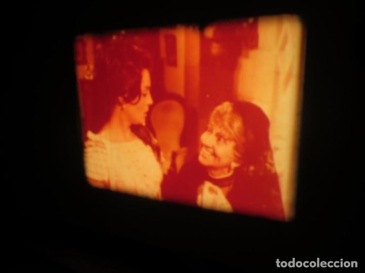 Cine: LA REINA DEL CHANTECLER-LARGOMETRAJE PELÍCULA- SUPER 8 MM- 5 x 180 MTS. RETRO-VINTAGE FILM - Foto 42 - 180168615