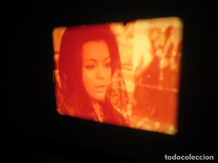 Cine: LA REINA DEL CHANTECLER-LARGOMETRAJE PELÍCULA- SUPER 8 MM- 5 x 180 MTS. RETRO-VINTAGE FILM - Foto 43 - 180168615