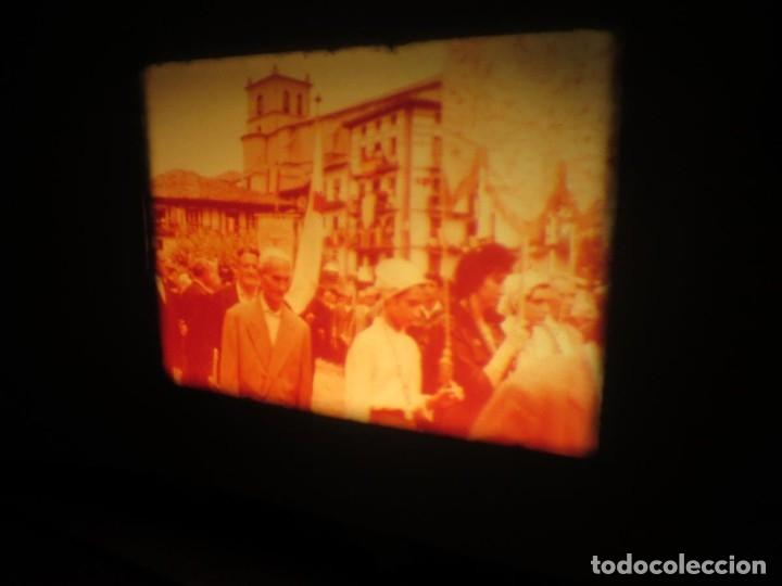 Cine: LA REINA DEL CHANTECLER-LARGOMETRAJE PELÍCULA- SUPER 8 MM- 5 x 180 MTS. RETRO-VINTAGE FILM - Foto 44 - 180168615