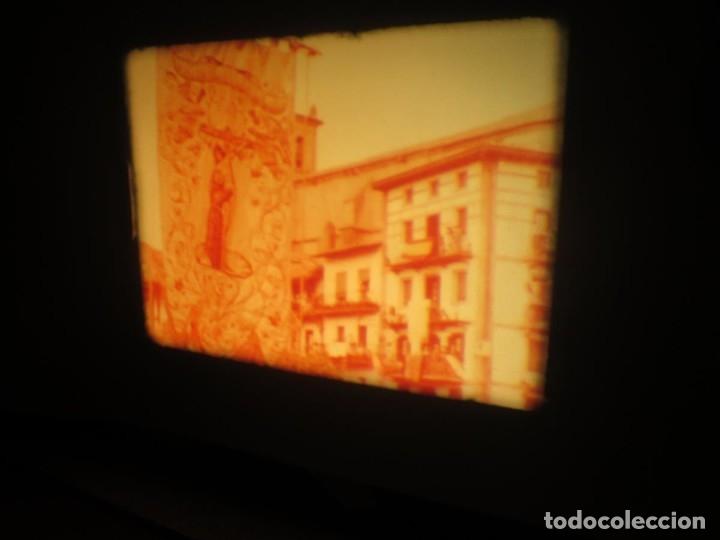 Cine: LA REINA DEL CHANTECLER-LARGOMETRAJE PELÍCULA- SUPER 8 MM- 5 x 180 MTS. RETRO-VINTAGE FILM - Foto 45 - 180168615