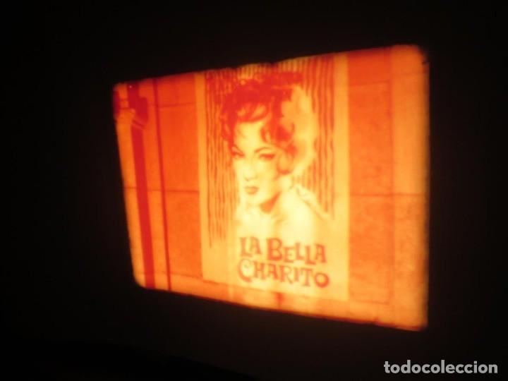 Cine: LA REINA DEL CHANTECLER-LARGOMETRAJE PELÍCULA- SUPER 8 MM- 5 x 180 MTS. RETRO-VINTAGE FILM - Foto 46 - 180168615