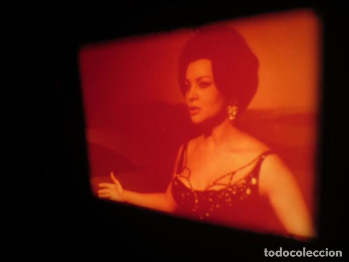 Cine: LA REINA DEL CHANTECLER-LARGOMETRAJE PELÍCULA- SUPER 8 MM- 5 x 180 MTS. RETRO-VINTAGE FILM - Foto 48 - 180168615