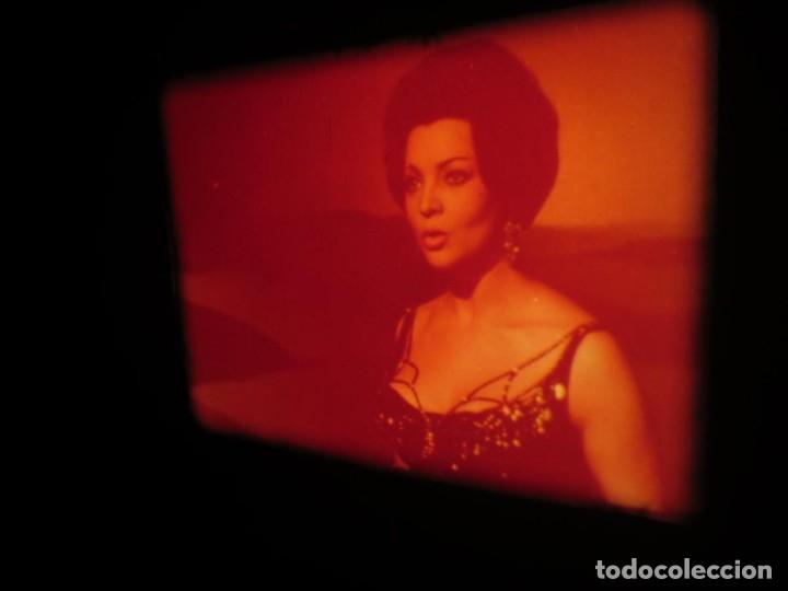 Cine: LA REINA DEL CHANTECLER-LARGOMETRAJE PELÍCULA- SUPER 8 MM- 5 x 180 MTS. RETRO-VINTAGE FILM - Foto 49 - 180168615
