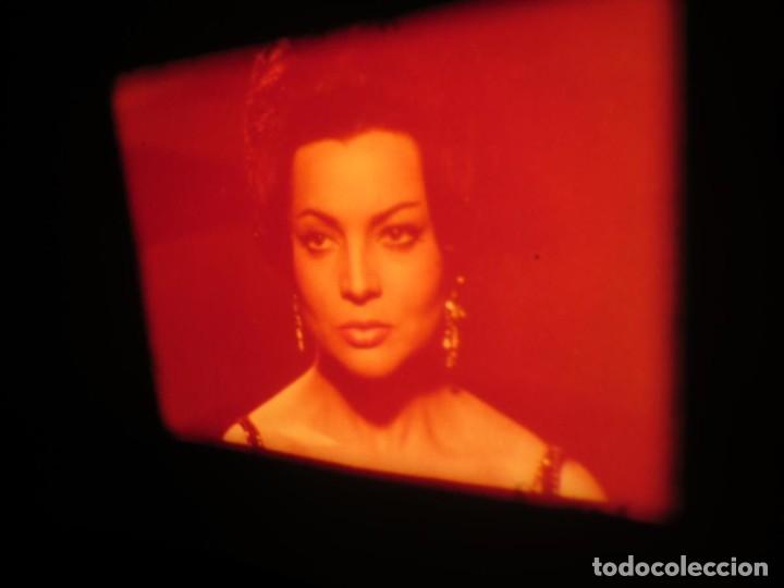 Cine: LA REINA DEL CHANTECLER-LARGOMETRAJE PELÍCULA- SUPER 8 MM- 5 x 180 MTS. RETRO-VINTAGE FILM - Foto 53 - 180168615