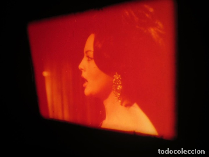 Cine: LA REINA DEL CHANTECLER-LARGOMETRAJE PELÍCULA- SUPER 8 MM- 5 x 180 MTS. RETRO-VINTAGE FILM - Foto 56 - 180168615