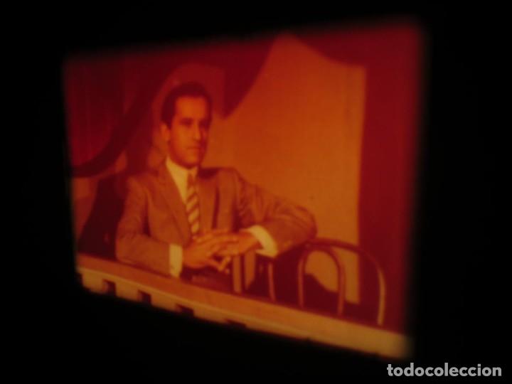 Cine: LA REINA DEL CHANTECLER-LARGOMETRAJE PELÍCULA- SUPER 8 MM- 5 x 180 MTS. RETRO-VINTAGE FILM - Foto 59 - 180168615