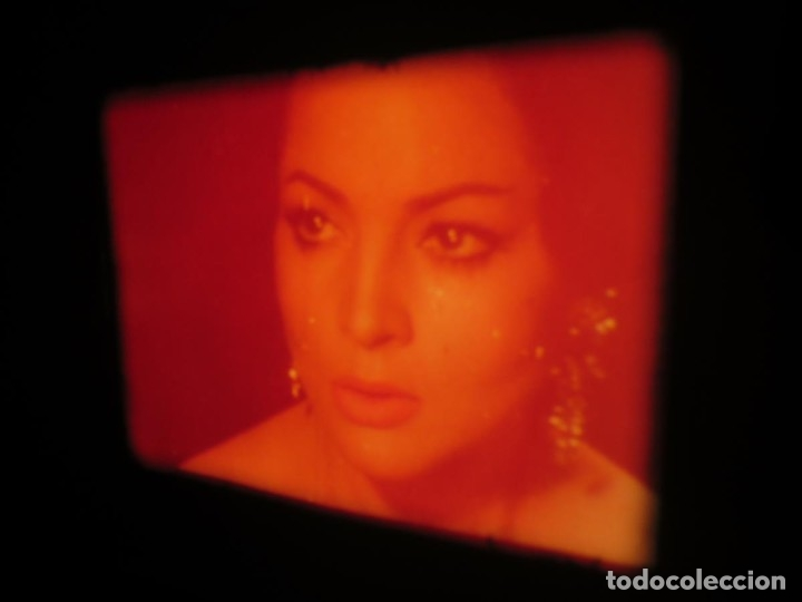 Cine: LA REINA DEL CHANTECLER-LARGOMETRAJE PELÍCULA- SUPER 8 MM- 5 x 180 MTS. RETRO-VINTAGE FILM - Foto 60 - 180168615