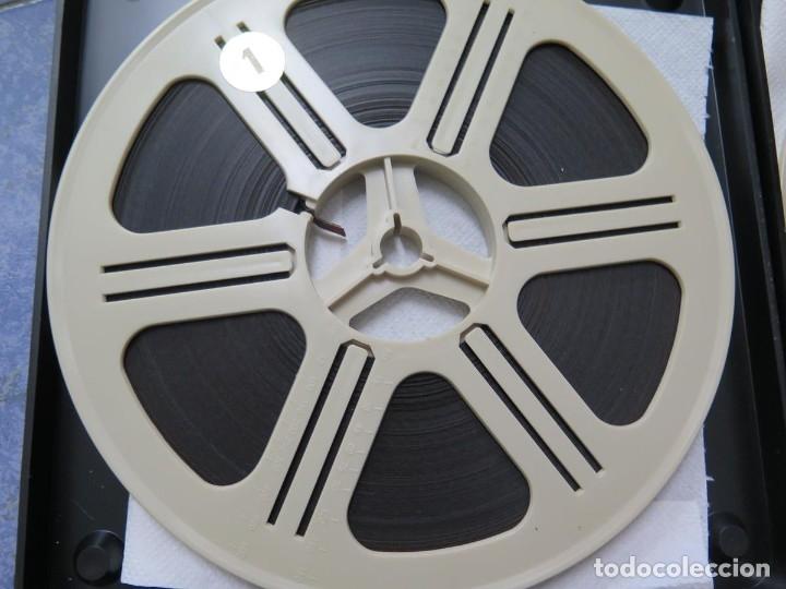 Cine: LA REINA DEL CHANTECLER-LARGOMETRAJE PELÍCULA- SUPER 8 MM- 5 x 180 MTS. RETRO-VINTAGE FILM - Foto 73 - 180168615