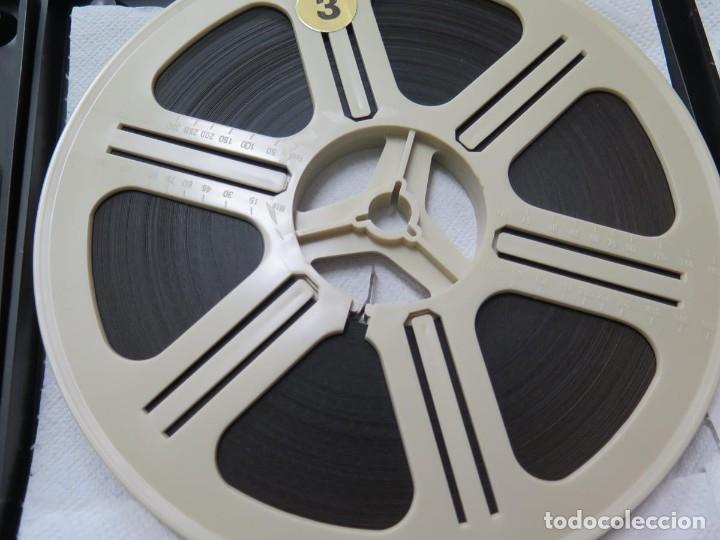 Cine: LA REINA DEL CHANTECLER-LARGOMETRAJE PELÍCULA- SUPER 8 MM- 5 x 180 MTS. RETRO-VINTAGE FILM - Foto 74 - 180168615
