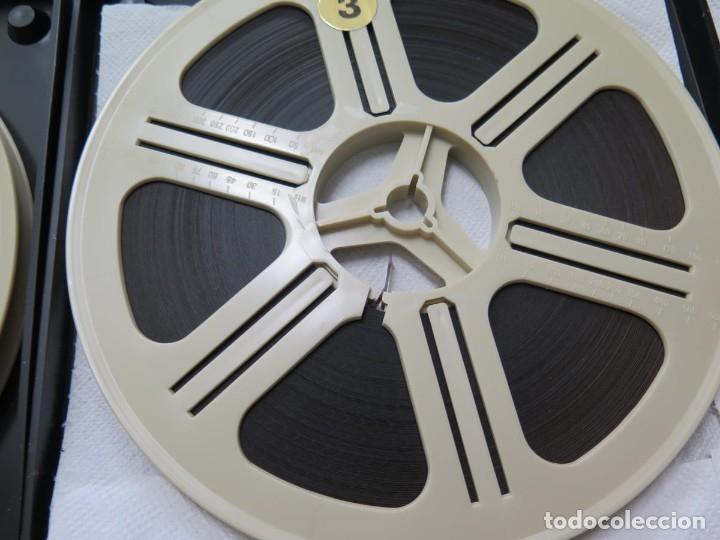 Cine: LA REINA DEL CHANTECLER-LARGOMETRAJE PELÍCULA- SUPER 8 MM- 5 x 180 MTS. RETRO-VINTAGE FILM - Foto 75 - 180168615