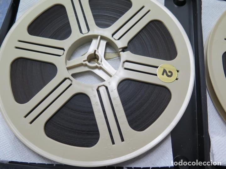 Cine: LA REINA DEL CHANTECLER-LARGOMETRAJE PELÍCULA- SUPER 8 MM- 5 x 180 MTS. RETRO-VINTAGE FILM - Foto 76 - 180168615