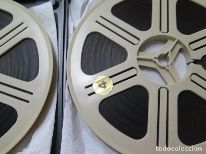 Cine: LA REINA DEL CHANTECLER-LARGOMETRAJE PELÍCULA- SUPER 8 MM- 5 x 180 MTS. RETRO-VINTAGE FILM - Foto 77 - 180168615