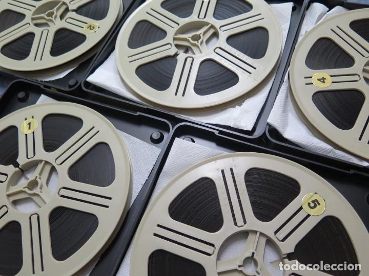 Cine: LA REINA DEL CHANTECLER-LARGOMETRAJE PELÍCULA- SUPER 8 MM- 5 x 180 MTS. RETRO-VINTAGE FILM - Foto 79 - 180168615
