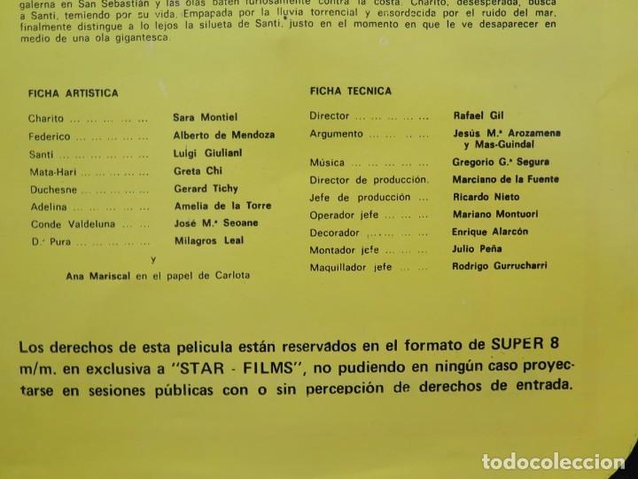 Cine: LA REINA DEL CHANTECLER-LARGOMETRAJE PELÍCULA- SUPER 8 MM- 5 x 180 MTS. RETRO-VINTAGE FILM - Foto 82 - 180168615