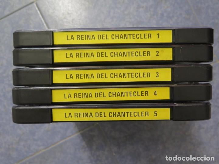 Cine: LA REINA DEL CHANTECLER-LARGOMETRAJE PELÍCULA- SUPER 8 MM- 5 x 180 MTS. RETRO-VINTAGE FILM - Foto 85 - 180168615