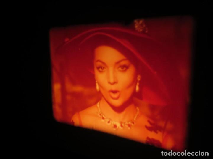 Cine: LA REINA DEL CHANTECLER-LARGOMETRAJE PELÍCULA- SUPER 8 MM- 5 x 180 MTS. RETRO-VINTAGE FILM - Foto 88 - 180168615