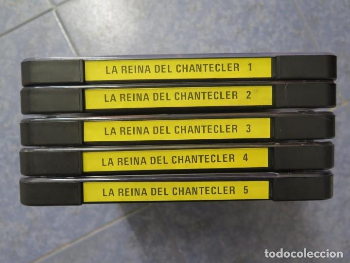 Cine: LA REINA DEL CHANTECLER-LARGOMETRAJE PELÍCULA- SUPER 8 MM- 5 x 180 MTS. RETRO-VINTAGE FILM - Foto 91 - 180168615