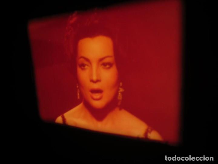 Cine: LA REINA DEL CHANTECLER-LARGOMETRAJE PELÍCULA- SUPER 8 MM- 5 x 180 MTS. RETRO-VINTAGE FILM - Foto 92 - 180168615